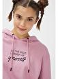 Penti Kadın Lila Bu4U  Sweatshirt PH931YG220SK Renkli